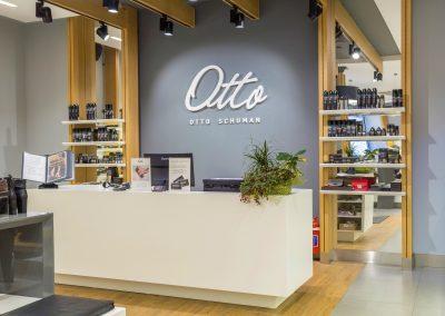 Сеть обувных магазинов Otto Shuman